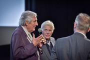Jean-Loup Dabadie et Guy bedos - Hangar du Premier-Film
