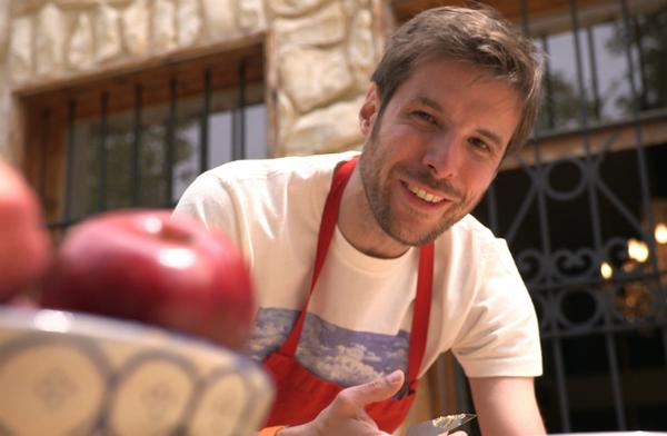 Gregory Cuilleron La Tournee Des Popotes