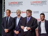 Vincent Lindon, Alfonso Cuarón, Guillermo del Toro