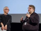 Thierry Frémaux et Guillermo Del Toro