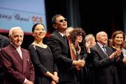 Charles Aznavour, Esther, Wong Kar-wai et Isabelle Adjani