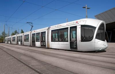 Tramway Citadis Lyon Fr FR