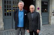 Régis Wargnier & Grover Crisp