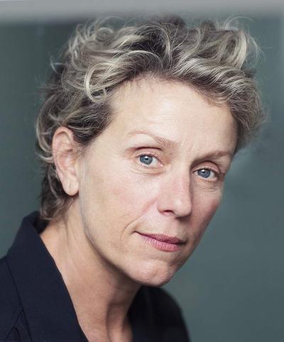 Frances McDormand Alison Rosa 2