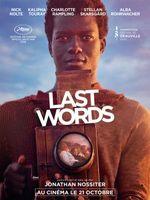 Last Words -affiche