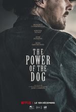 Power Of The Dog Affiche Teaser