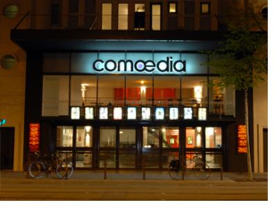 Cinéma Comœdia - Les lieux