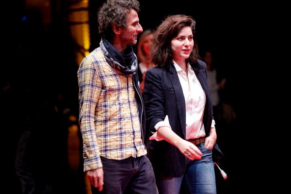 Éric Lartigau et Rebecca Zlotowski
