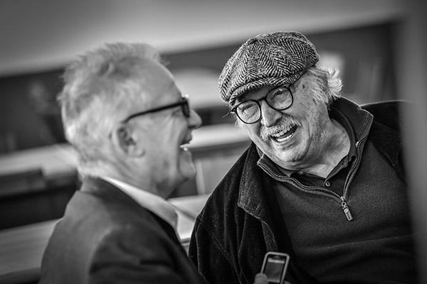 Thierry Frémaux et Jean Becker