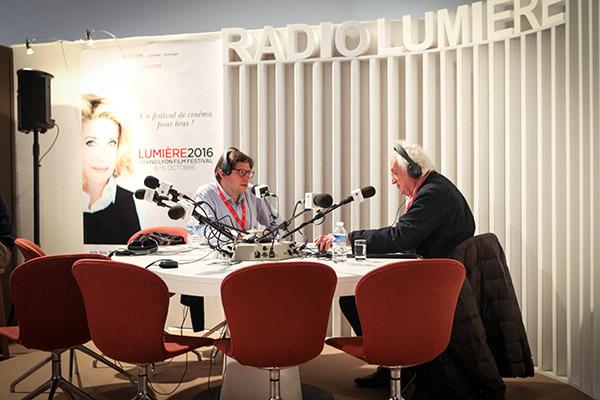 Bertrand Tavernier - Radio Lumière
