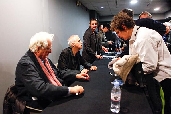 Bertrand Tavernier et Bruno Coulais - Institut Lumière