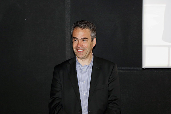 Serge Bromberg - CNP Bellecour