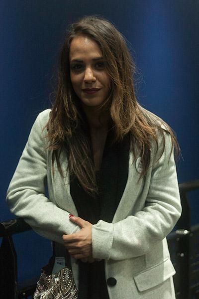 Alice Belaïdi - Cinéma La Fourmi