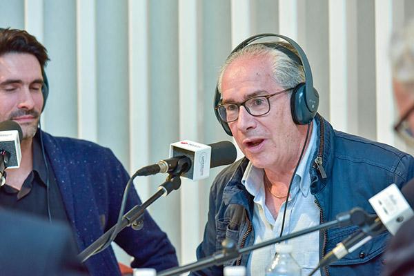 Julien et Gérard Camy - Radio Lumière