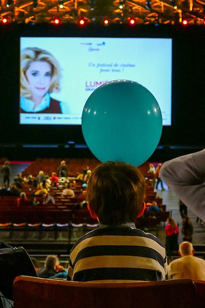 Séance Jeune public - <em>Le Géant de fer</em>  à la Halle Tony Garnier