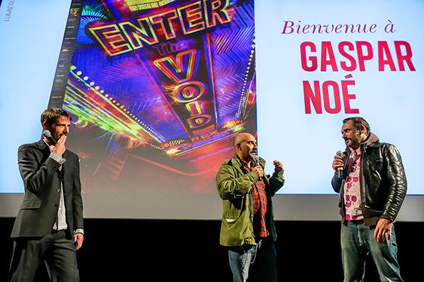 Gaspar Noé et Cyril Roy - Hangar du Premier-Film