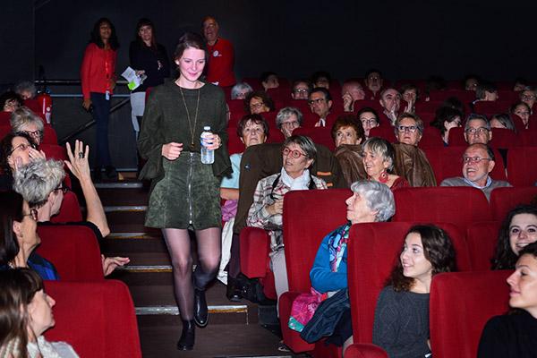 Joséphine Japy - Cinéma La Fourmi