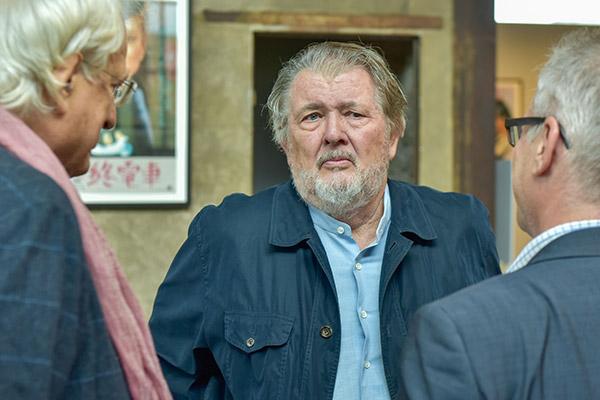 Bertrand Tavernier, Walter Hill et Thierry Frémaux