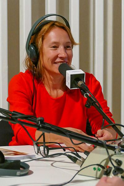 Emmanuelle Bercot - Radio Lumière