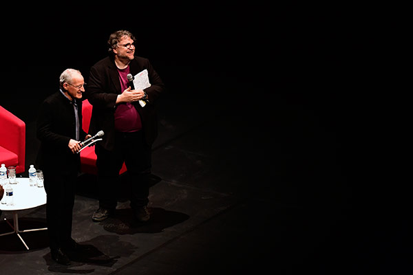 Michael Mann et Guillermo Del Toro
