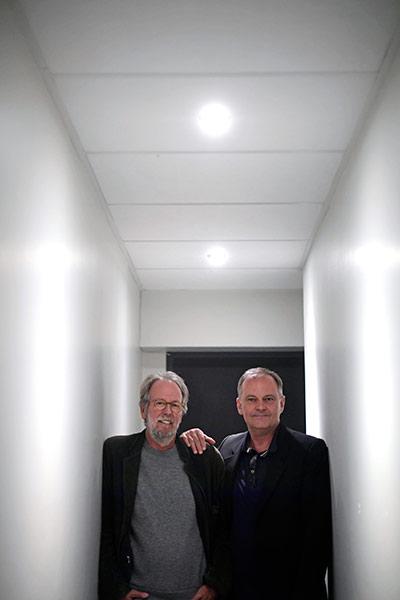 Francis Boespflug et Christian Carion