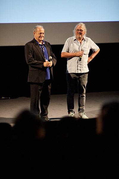 Jean-Paul Commin et Jacques-Rémy Girerd