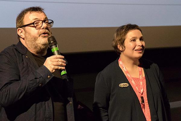 Aurélien Ferenczi et Émilie Cauquy