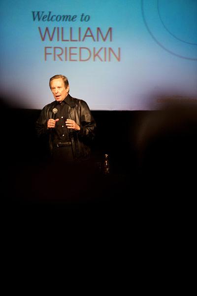 Rencontre avec William Friedkin