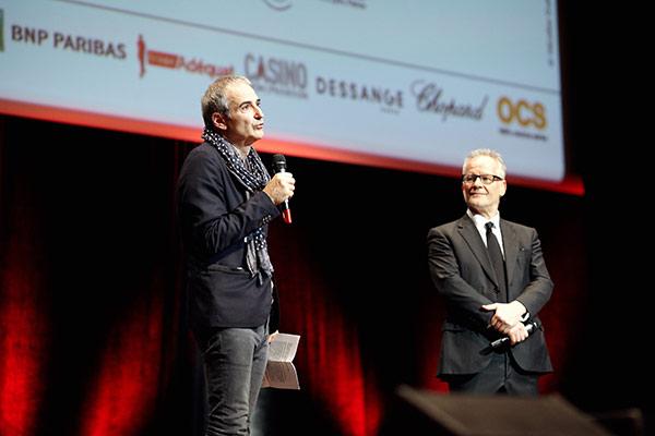 Olivier Assayas et Thierry Frémaux