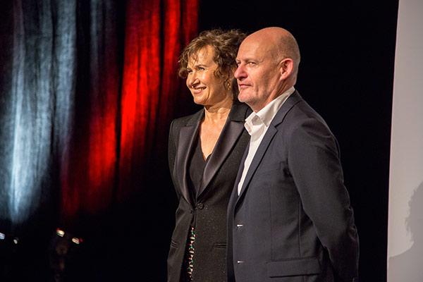 Anne Le Ny et Jean-Paul Salomé