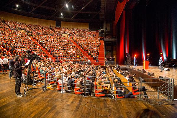 Amphithéâtre – Centre de Congrès