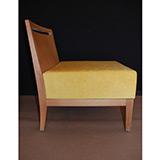 Chaise-celine-jaune