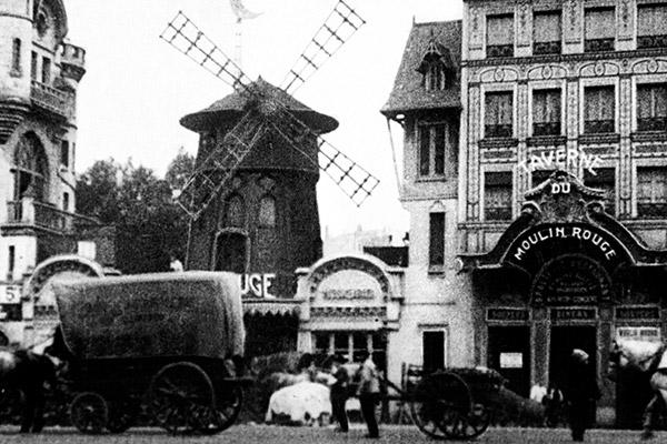 PARIS-1900-1948