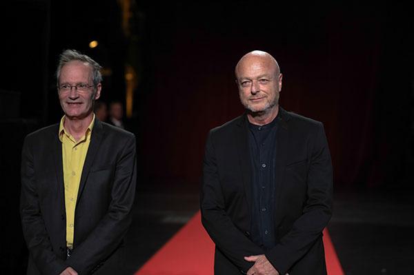 Claude Mouriéras & Gérard Krawczyk