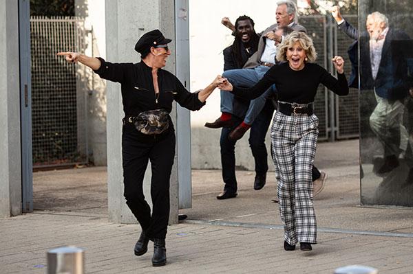 Rossy de Palma et Jane Fonda