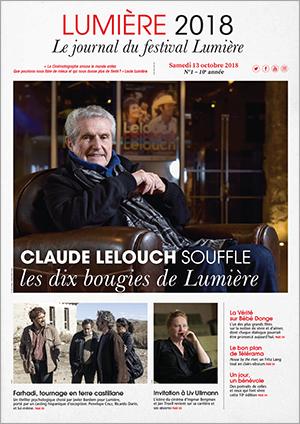 Journal Lumiere 2018 1