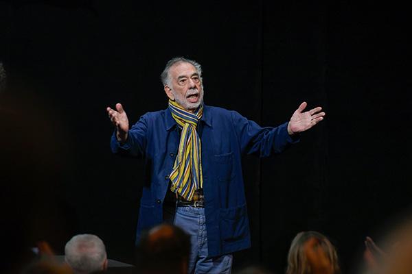Actuzen Conversation Coppola