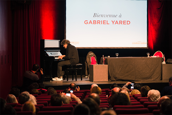 Gabriel Yared Master Class Visuel