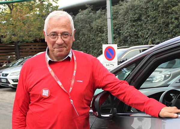 Jean Serge Ribera Benevole