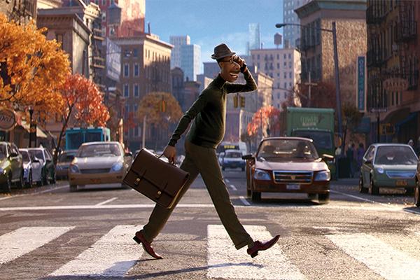 Soul Pixar Visuel
